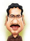 Color, Digital, funny, Caricature face and body from Photo, for wedding, group, theme, party, occasion, birthday