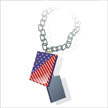 4th July necklace