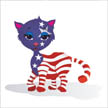 4th July kitten