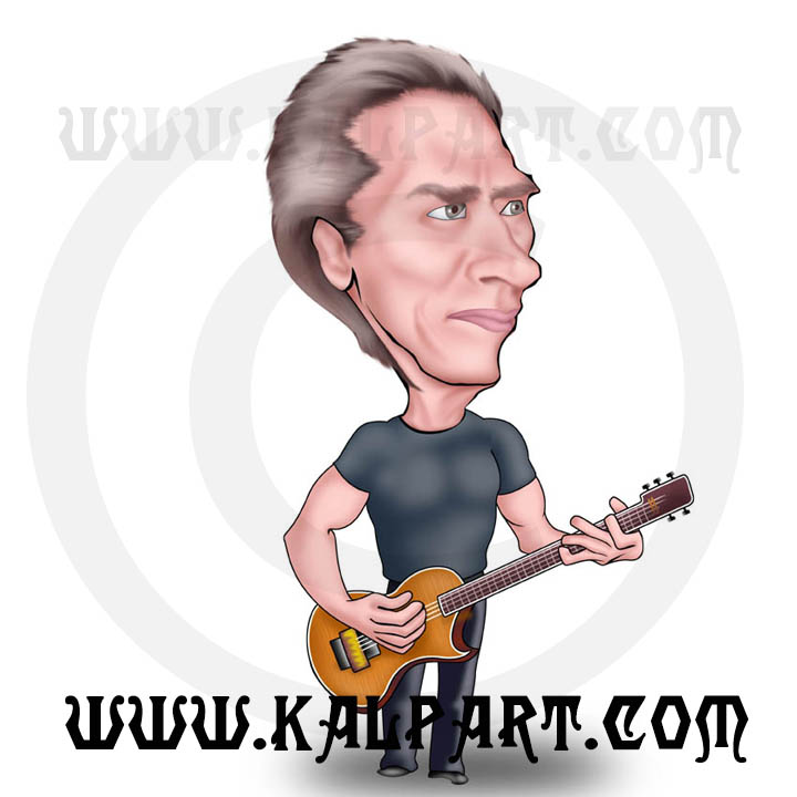 Retirement or Send off Gift Caricature