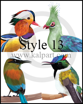 www.kalpart.com Kids-Storybook-Illustration-Children-birds
